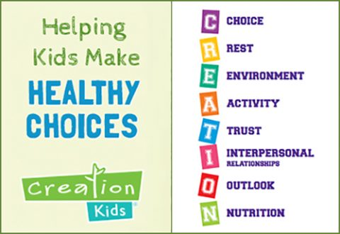 Creation Health Kids